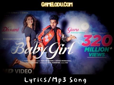 Baby Girl Guru Randhawa Mp3 Song