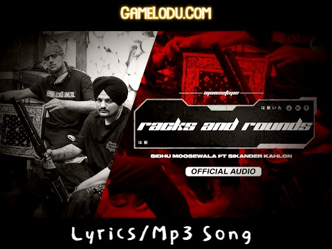 Racks And Rounds By Sidhu Moosewala New 2021 Mp3 Song