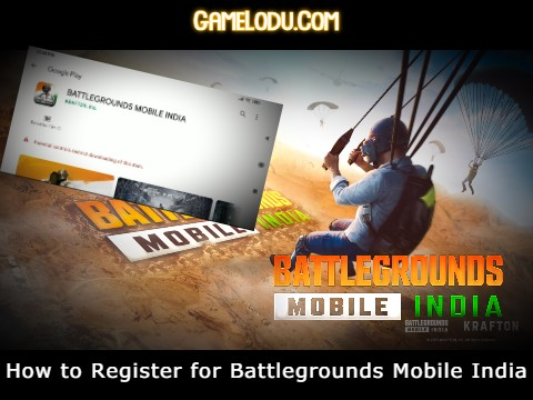 How to Register for Battlegrounds Mobile India