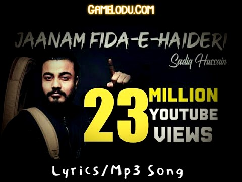 Janam Fida E Haideri Mp3 Song