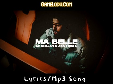 Ma Belle By Ap Dhillon Mp3 Song