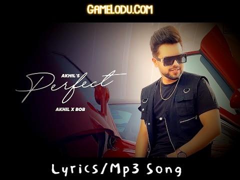 Lagge Tu Mainu Perfect By Akhil Mp3 Song