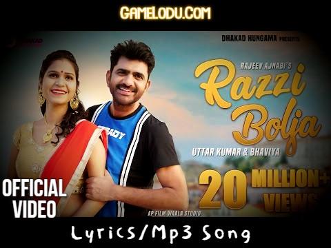 Razzi Bolja By Uttar Kumar Mp3 Song