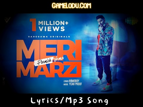 Meri Marzi Parmish Verma Mp3 Song