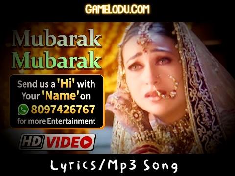 Mubarak Ho Tumko Ye Shadi Tumhari Mp3 Song
