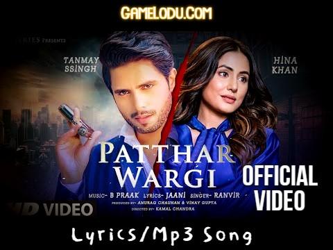 Raaj Pe Patthar Wargi Mp3 Song