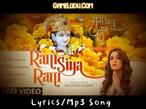 Ram Siya Ram Mp3 Song