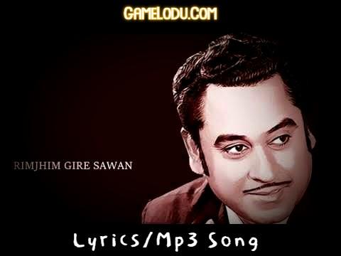 Rimjhim Gire Sawan Kishore Kumar Mp3 Song