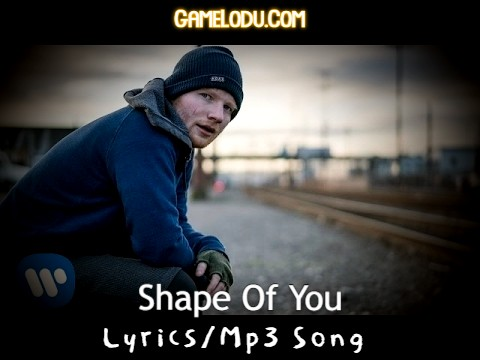 Shape Of You Ed Sheeran Mp3 Song