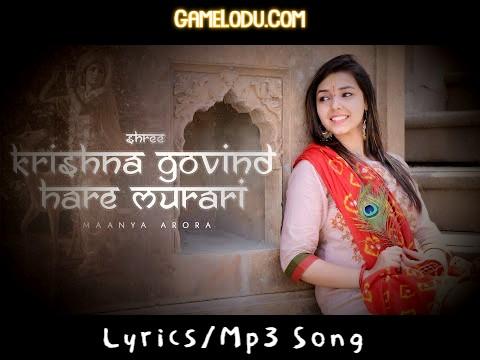 Shree Krishna Govind Hare Murari Mp3 Song