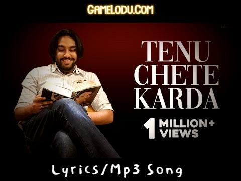 Tenu Chete Karda By Simar Doraha Mp3 Song