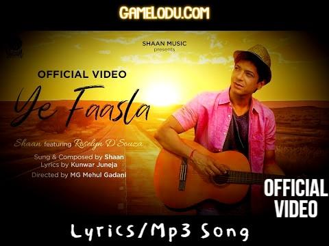 Ye Faasla By Shaan New 2021 Mp3 Song