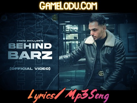 Behind Barz By Prem Dhillon 2021 New Mp3 Song