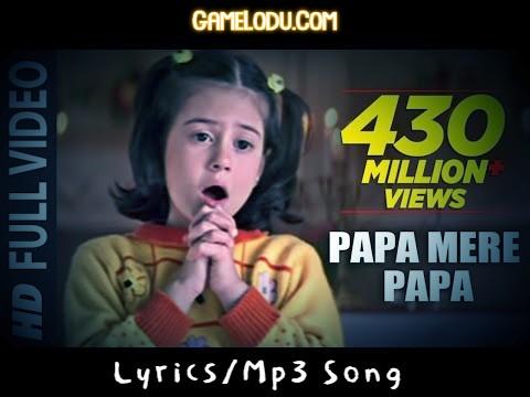 Papa Mere Papa Female Mp3 Song