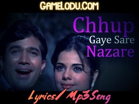 Chup Gaye Sare Nazare Mp3 Song