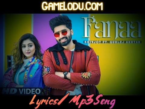 Fanaa By Shivjot 2021 New Mp3 Song