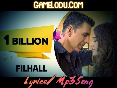 Filhaal Mp3 Song