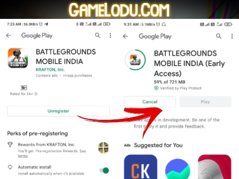 How To Download APK+OBB of BATTLEGROUNDS MOBILE INDIA