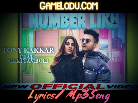 Number Likh 2021 New Mp3 Song