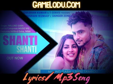 Shanti By Millind Gaba Mp3 Song