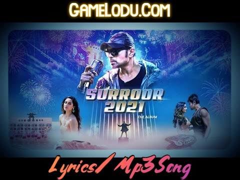 Tera Surroor By Himesh Reshammiya 2021 New Mp3 Song
