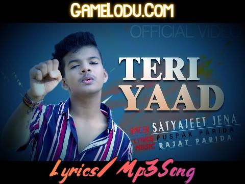 Teri Yaad - Satyajeet Jena Mp3 Song