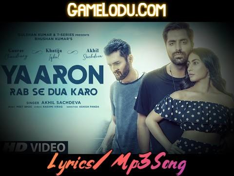 Yaro Rab Se Dua Karo Main Usko Bhul Jaaun 2021 New Mp3 Song
