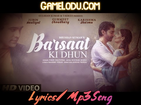 Barsaat Ki Dhun By Jubin Nautiyal Mp3 Song