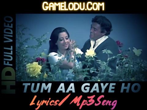 Jo Tum Aa Gaye Ho Mp3 Song