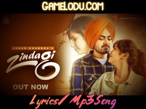 Zindagi By Joban Dhandra Mp3 Song