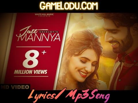 Jatt Mannya By Shivjot Mp3 Song