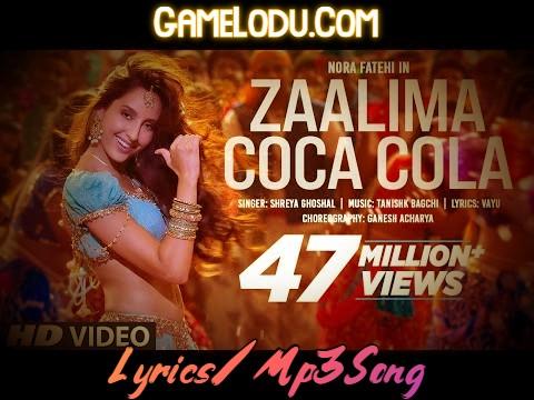 Zalima Coca Cola Pila De Mp3 Song
