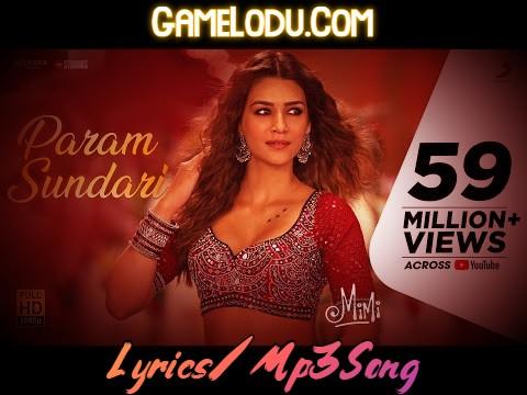 Param Sundari Mp3 Song