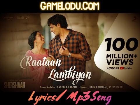 Raatan Lambiyan Lambiyan Re Mp3 Song